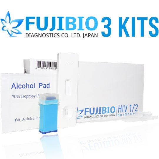 Home HIV Test Kit HIV AIDS Test