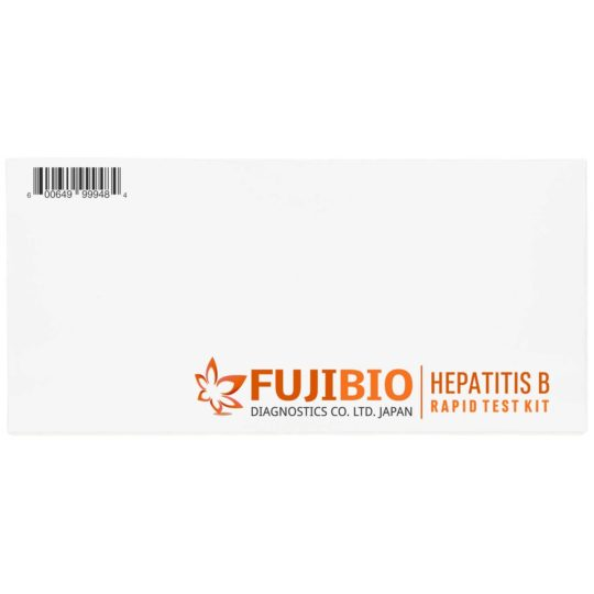 Fujibio Hepatitis B Rapid Test Kit