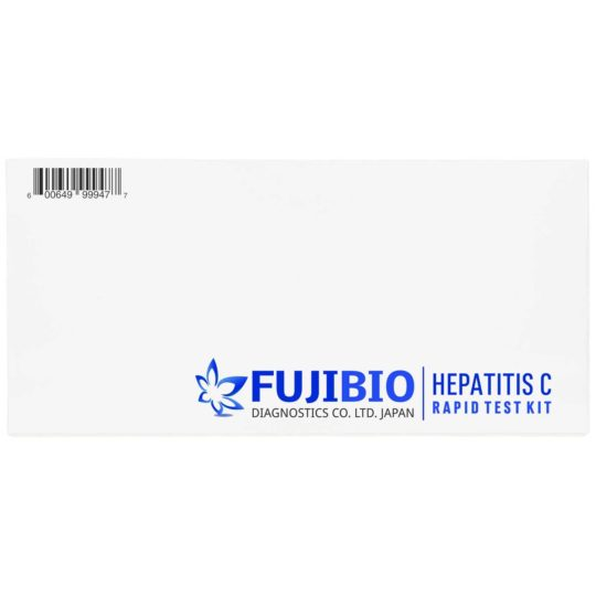 Fujibio Hepatitis C Rapid Test Kit