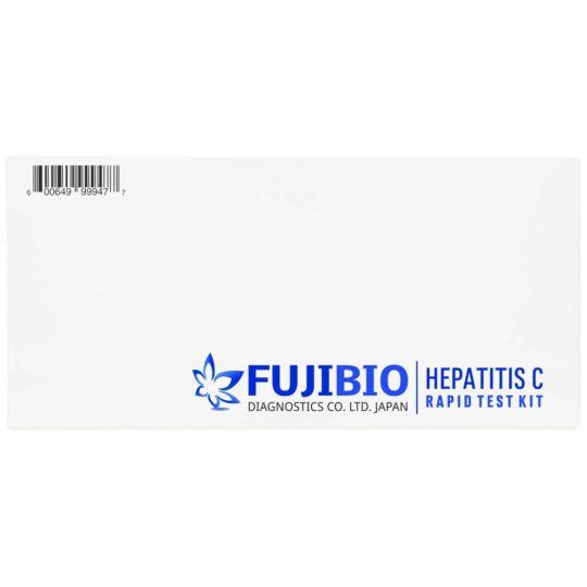 Fujibio Hepatitis C Rapid Test Kit
